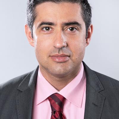 Geschäftsführer Boris Goldenberg