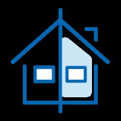 Wertermittlung - Doppelhaushälfte