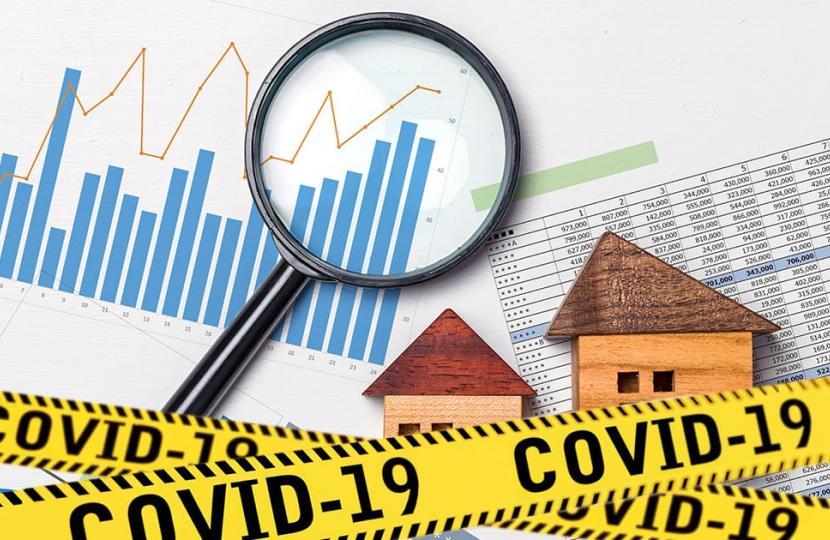 Immobilienpreisentwicklung während der Corona